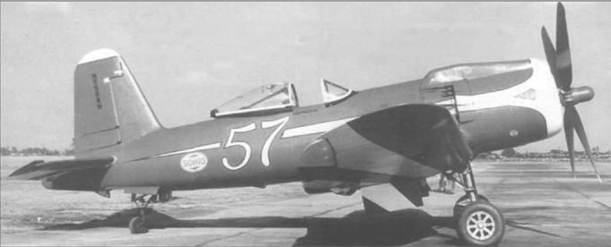 F2G-1 Racer (предположительно BuNo 88458) нес гражданскую регистрацию N5588N и выиграл первое место в гонке Тиннермана, проводившейся в сентябре 1949 года в Кливленде, Огайо в рамках Национальных Воздушных состязаний.