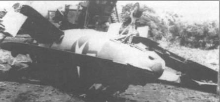 В августе 1944 года, при возвращении с ночного бомбометания по японским объектам, F4U-2 лейтенанта Эда Совика, бортовой номер 204, получил попадание зенитки, повредившее гидросистему. Когда Совик попытался приземлиться на Сайпане, вышла только одна стойка шасси и «Корсар» перевернулся. Самолет был разрушен, но пилот отделался лишь легкими ранениями.