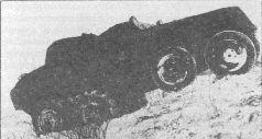 Бронемашины-амфибии