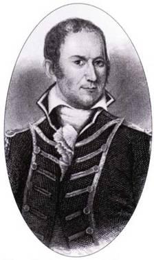 Эдвин Пребл командовал фрегатом Constitution и американской эскадрой в целом на Средиземном море в ходе войны с пиратами. Пребл являет собой образец готовности, воинственности и профессионализма американского моряка.