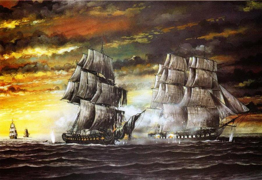 Захват USS President