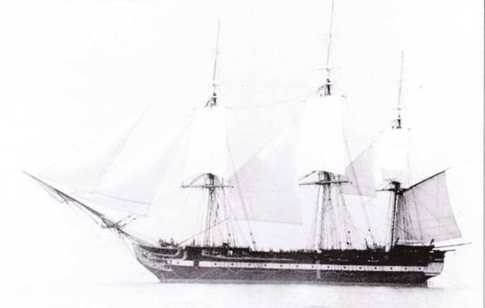 Свой двухсотлетний юбилей фрегат Constitution встретил и полностью отреставрированном состоянии. Ему вернули его облик, какой он имел в 1812 году. Корабль впервые вышел в плавание с 1870-х гг. Всех парусов на мачтах поднять не рискнули, но все равно плавание получилось достаточно символичным.