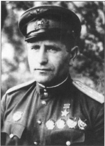 Иван Полбин. Погиб 11 февраля 1945г.