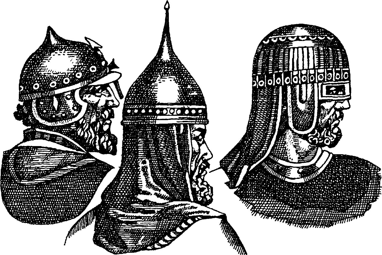 Шлемы (шишаки)