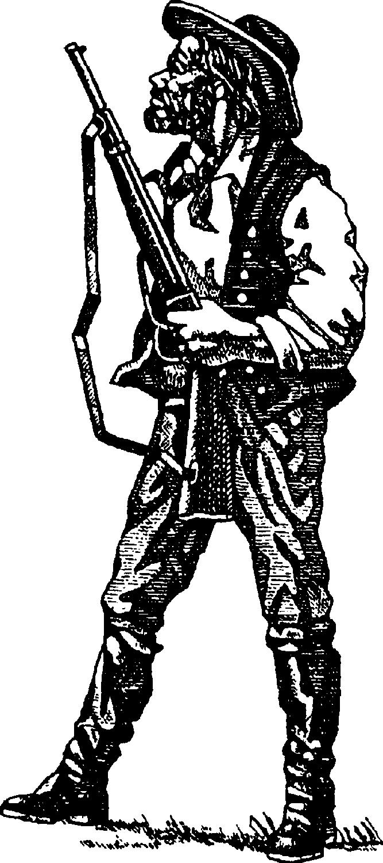 Охотник с винчестером