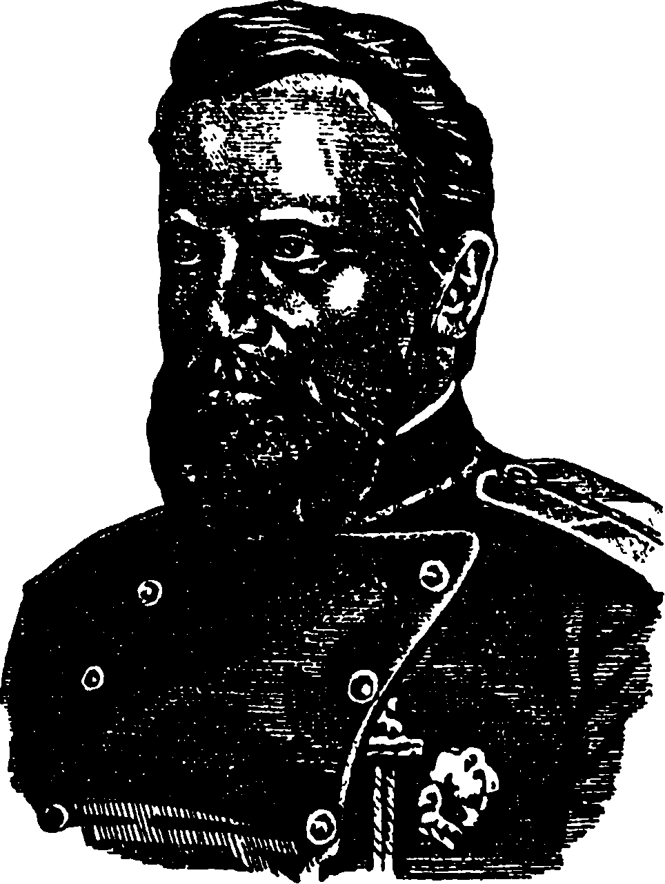 Капитан С. И. Мосин