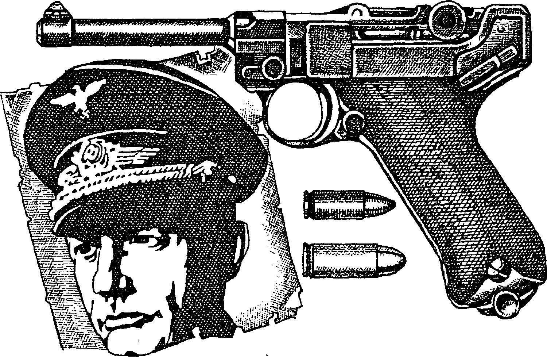 Пистолет парабеллум, люгер