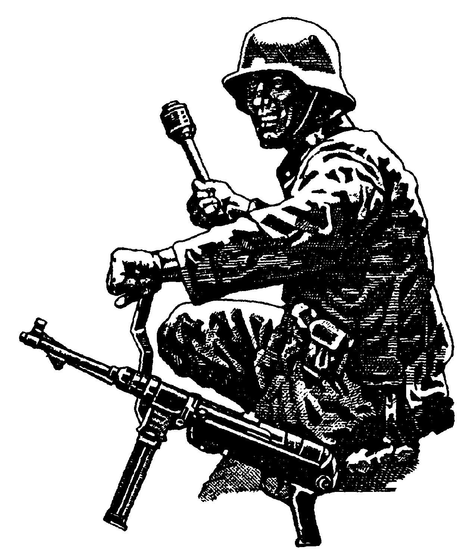 Как пистолет стал пулеметом