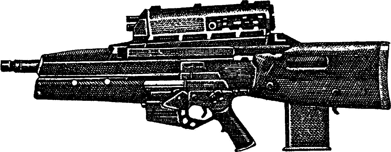 Винтовка ХМ29