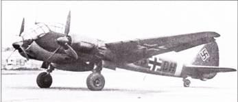 Было построено порядка десятка предсерийных Ju-88B. которые использовались как дальние разведчики в интересах высшего командования вооруженных сил Германии.