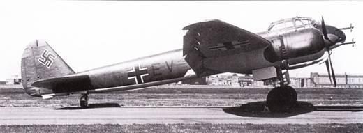 Ju-88R-1 с РЛС FuG-202 ныне демонстрируется в музее RAFE
