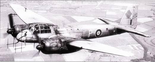 Этот Ju-88G-1 по ошибке приземлился в Вудбридже, самолет проходил оценочные испытания в RAF и получил британский регистрационный код «TP190».