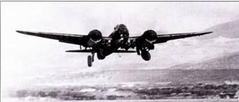 С баз на Сицилии бомбардировщики Ju-88 достигали почти любой точки Средиземноморья. Самолеты наносили удары как по наземным, так и по морским целям. Юнкерсы регулярно бомбили Мальту и Северную Африку.