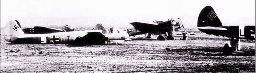 Самолеты Lehrgescltwader-1 (код на фюзеляже «L1») принимали самое активное участие в войне на Средиземноморском театре военных действий с начала 1941 г. по середину 1944 г. Изначально гешвадер специализировался на борьбе с судоходством союзников, но потом подключился к налетам на войска союзников в Северной Африке. После высадки союзников в Нормандии, гешвадер перебросили на Западный фронт. LG-1 – единственное крупное соединение бомбардировщиков Ju-88, не «засветившееся» в России.