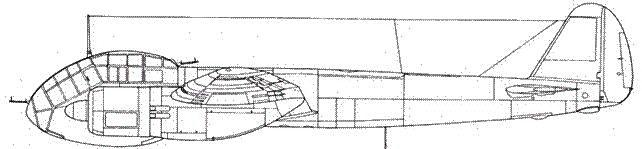 Junkers 88 B-0 в кормовой части бомботсека стояли 3 фотокамеры Robot