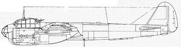 Junkers 88 D-1 фотокамеры Rb 70/30, Rb 50/30 и Rb 20/30 расположены за бомболюком, ближе к хвосту