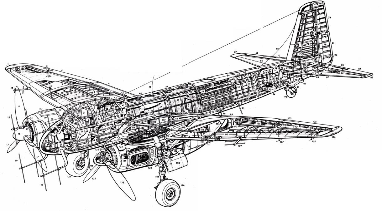 Junkers 88G-6