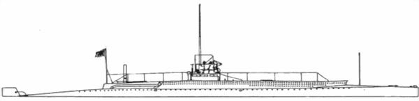 А. История проектирования и постройки ПЛ японского Императорского флота