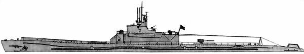 Б.3. Штабные, управления, подводные авианосцы и поддержки авиации