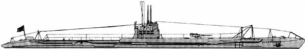 Б.4. Минные заградители