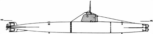 З. Карликовые подводные лодки