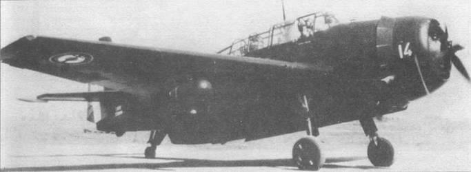 Эвенджеры экспортировались в другие страны в рамках программы военной помощи с конца 40-х до начала 50-х годов. Ряд TBM-3S (противолодочных Эвенджеров) был поставлен французским AeronavaL Этот Эвенджер окрашенный полностью в цвет Glossy Sea Blue из Flottille 3S базировался в Cuers, южная Франция. Эвенджеры служили в French Navy до 1966 года.