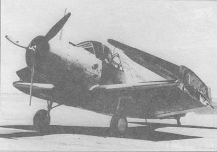 Douglas TBD-1 Девастайтор из VT-3 — первой эскадрильи, которая получила Девастайтор в 1937 году. К началу войны Девастайтор был уже устаревшим самолетом, что было однозначно продемонстрировано в ходе битвы за Мидуэй, боевые эскадрильи оснащенные Девастайторами были уничтожены еще на полпути к цели, потеряв тридцать девять из сорока одного самолета в результате атаки японских истребителей.