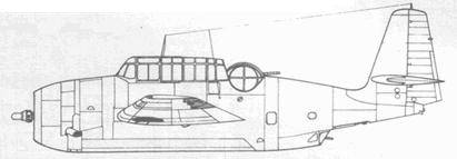 Grumman XTBF-1 Avenger