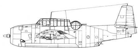 XTBF-1 (Второй прототип)