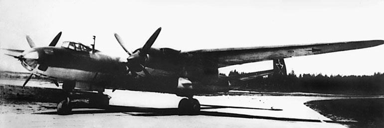 Глава 2 Бомбардировщик, рожденный в тюрьме, или История ДВБ-102