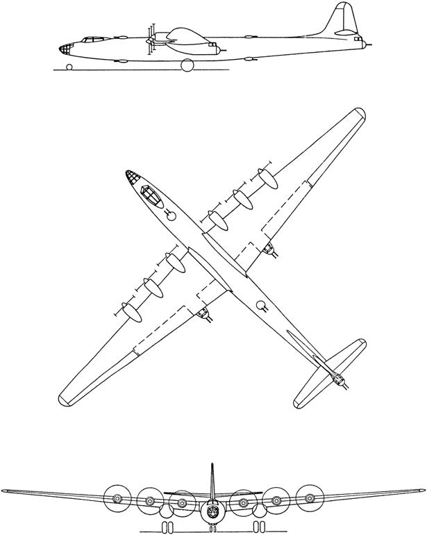 Конкурс «летающих крепостей»