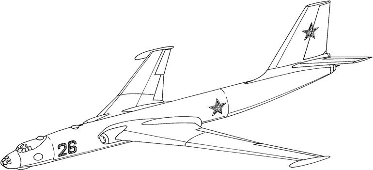 Высотный бомбардировщик «28»