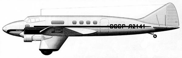 Конкурс на скоростной пассажирский самолет