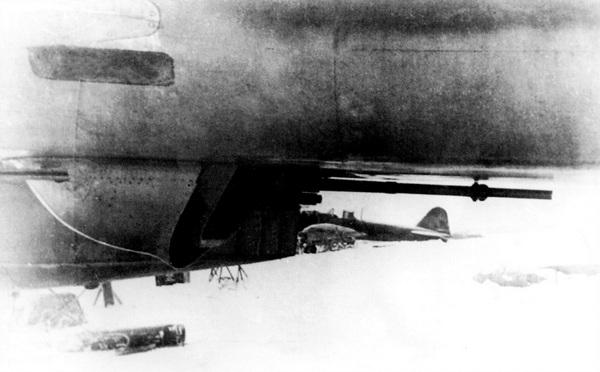 Модификации ДБ-240 с моторами А.А.Микулина
