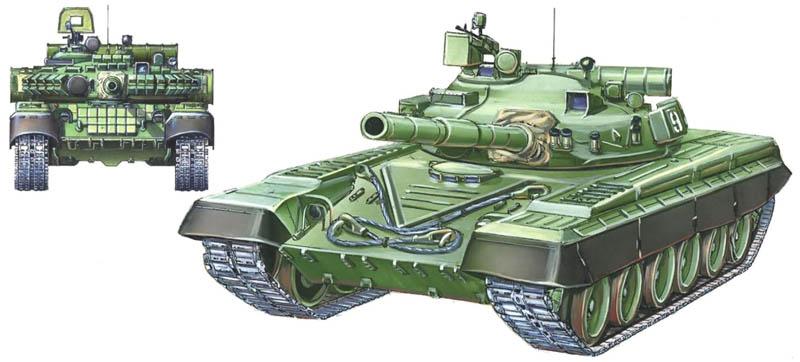 ОСНОВНОЙ БОЕВОЙ <a href='https://arsenal-info.ru/b/book/2506121783/7' target='_self'>ТАНК Т-80</a>