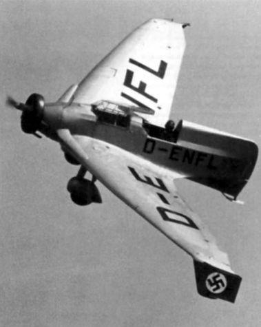 «Дельта» IVc получил номер DFS 39. Пилот Хейни Диттмар впервые поднял машину в воздух 9 января 1937 года. Самолет прожил сравнительно долгую жизнь и применялся не только для тестовых полетов, но и для перевозки пассажиров.