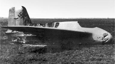 Авария Me 163 AV5, 25 августа 1942г.