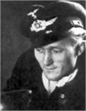 7 октября 1944г., после нападения на B-17, фельдфебель Рудольф Циммерманн, продолжал преследовать В-17 лейтенанта Тейлора из 364-й FG, хотя самолет Циммерманна был подбит.