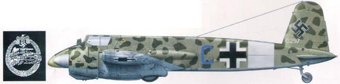 Данные о производстве самолетов Hs-129B-1/B-2/B-3