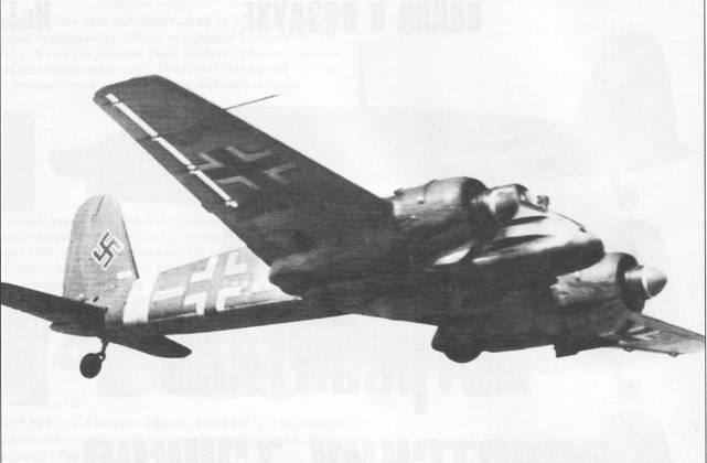 Штурмовик Hs-129B-2 (красная «N», W.Nr. 0373) в полете на малой высоте, Восточный фронт. Самолет принадлежал 8. (Pz.)/Sclt.G 1 (Panzerjagerstaffel/ Schlachygeschwader) и был сбит зенитной артиллерией на южном участке Восточного фронта 27 мая 1943 г.