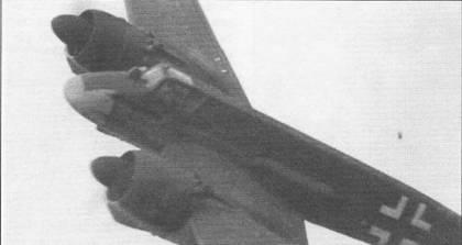 Хеншель Hs-129 В-2 заложил крутой вираж на малой высоте над аэродромом базирования, Восточный фронт. На самолетах модели «В-2» стали устанавливать короткие выхлопные патрубки, снижавшие вероятность перегрева двигателей. На этом самолете – крыло с прямыми передней и задней кромками, которые ввели в целях снижения трудоемкости производства.