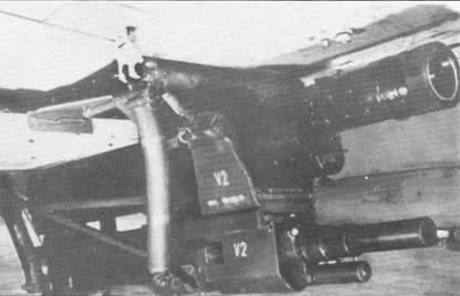Гондола и ствол 37-мм пушки ВК-3,7 могли демонтироваться для облегчения технического обслуживания орудия. Боекомплект к пушке состоял из 12 <a href='https://arsenal-info.ru/b/book/1036139503/52' target='_self'>бронебойных снарядов</a>. Пушками ВК-3,7 вооружались также пикирующие бомбардировщики Ju-87G.