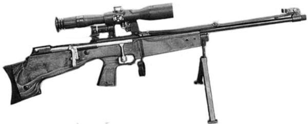 Магазинные снайперские винтовки ОЦ-48 и ОЦ-48К