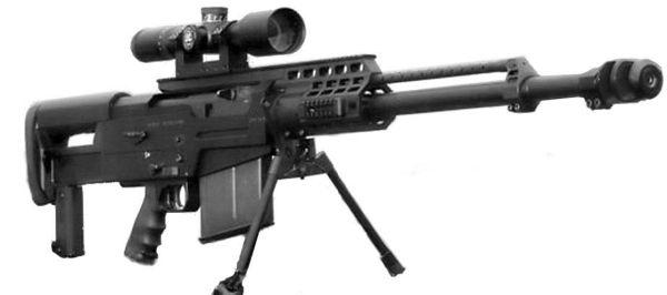 8.Крупнокалиберные снайперские винтовки
