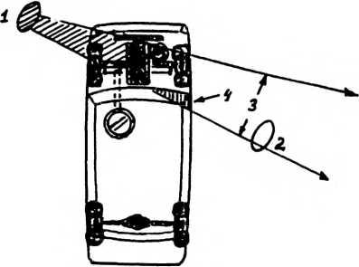 Схема 67. Укрытие за автомобилем (вариант):