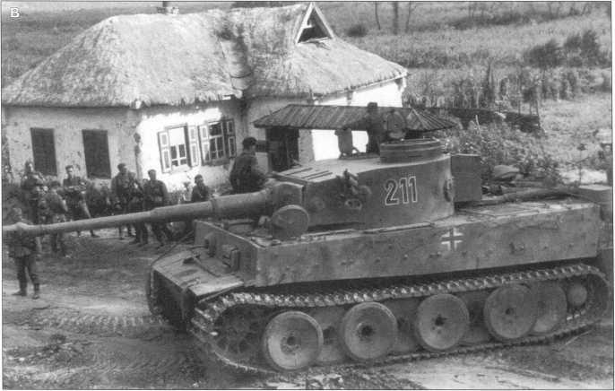 503-й тяжелый танковый батальон (schwere Panzer-Abteilung 503)