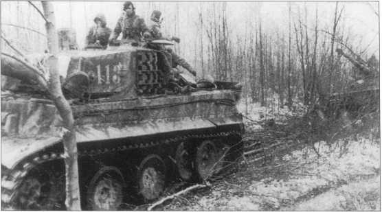509-й тяжелый <a href='https://arsenal-info.ru/b/book/348132256/10' target='_self'>танковый батальон</a>   (schwere Panzer-Abteilung 509)