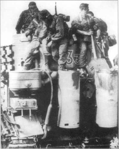«Тигр I» (номер «13з2») 1-й дивизии СС в боях на Курской Дуге. Советско-германский фронт, июнь 1943 года.