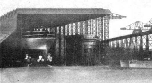 Эскадренные миноносцы Англии постройки 1925-1939 гг.