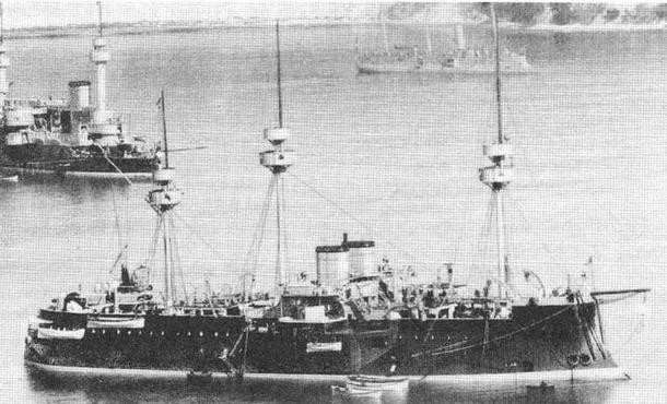 Служба 1880-1920 гг.